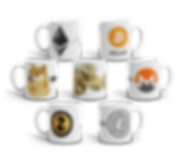 Custom Mugs from The Blockchain Store - Bitcoin Mugs, Ethereum Mugs, Blockchain Mugs