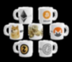 Custom Mugs from The Blockchain Store - Bitcoin Mugs, Ethereum Mugs, Blockchain Mugs