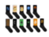 Crypto Socks - Bitcoin, Ethereum, Altcoin Socks