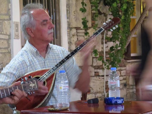 Live Bouzouki