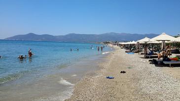 Pythagoreio Beach 2