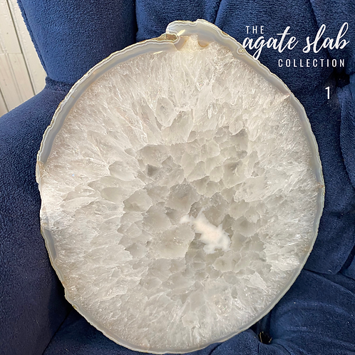 Agate Slab Collection 1