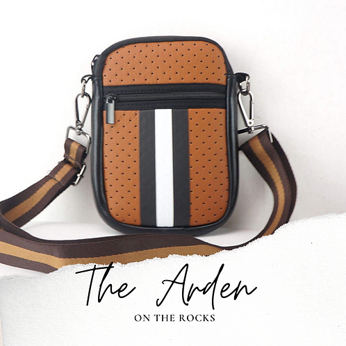 ***PRE-ORDER***Neoprene Cell Phone Crossbody