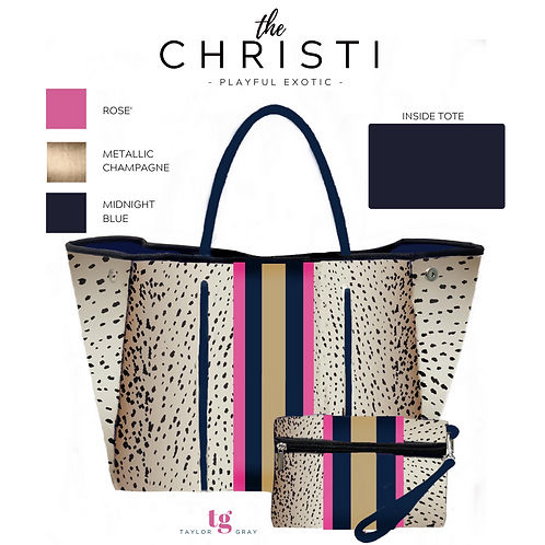 The Christi Neoprene Tote