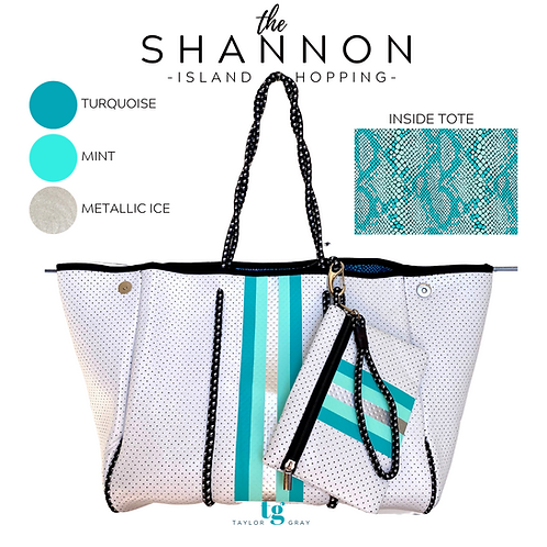 The Shannon Neoprene Tote