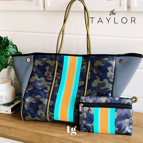 The Taylor Neoprene Tote