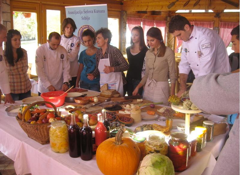 Cooking, Rudno, Golija, Šekler
