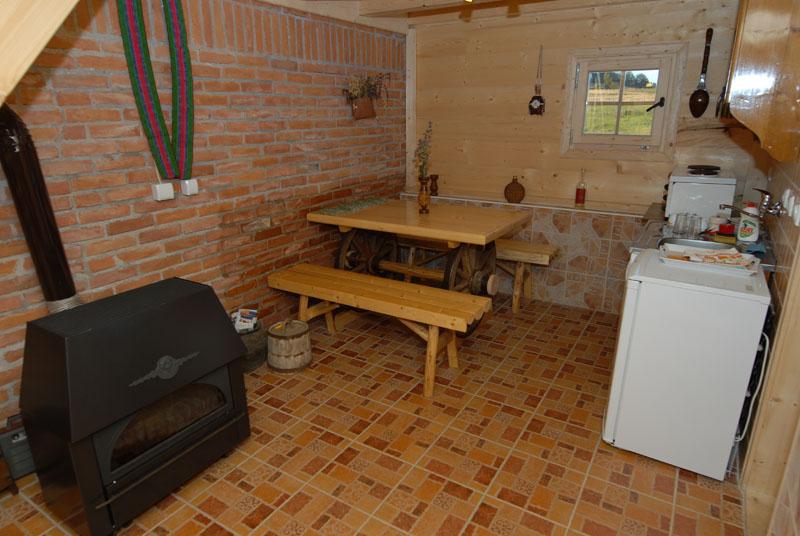 Cabin B1 Dining, Rudno, Šekler