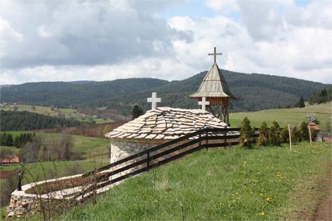 Monastery Serbia