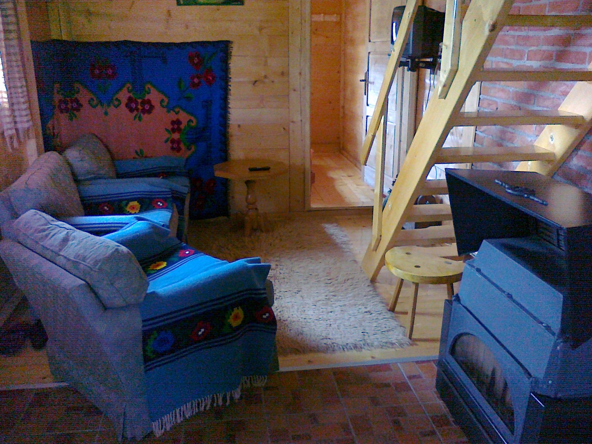 Cabin B2 Living, Rudno, Šekler
