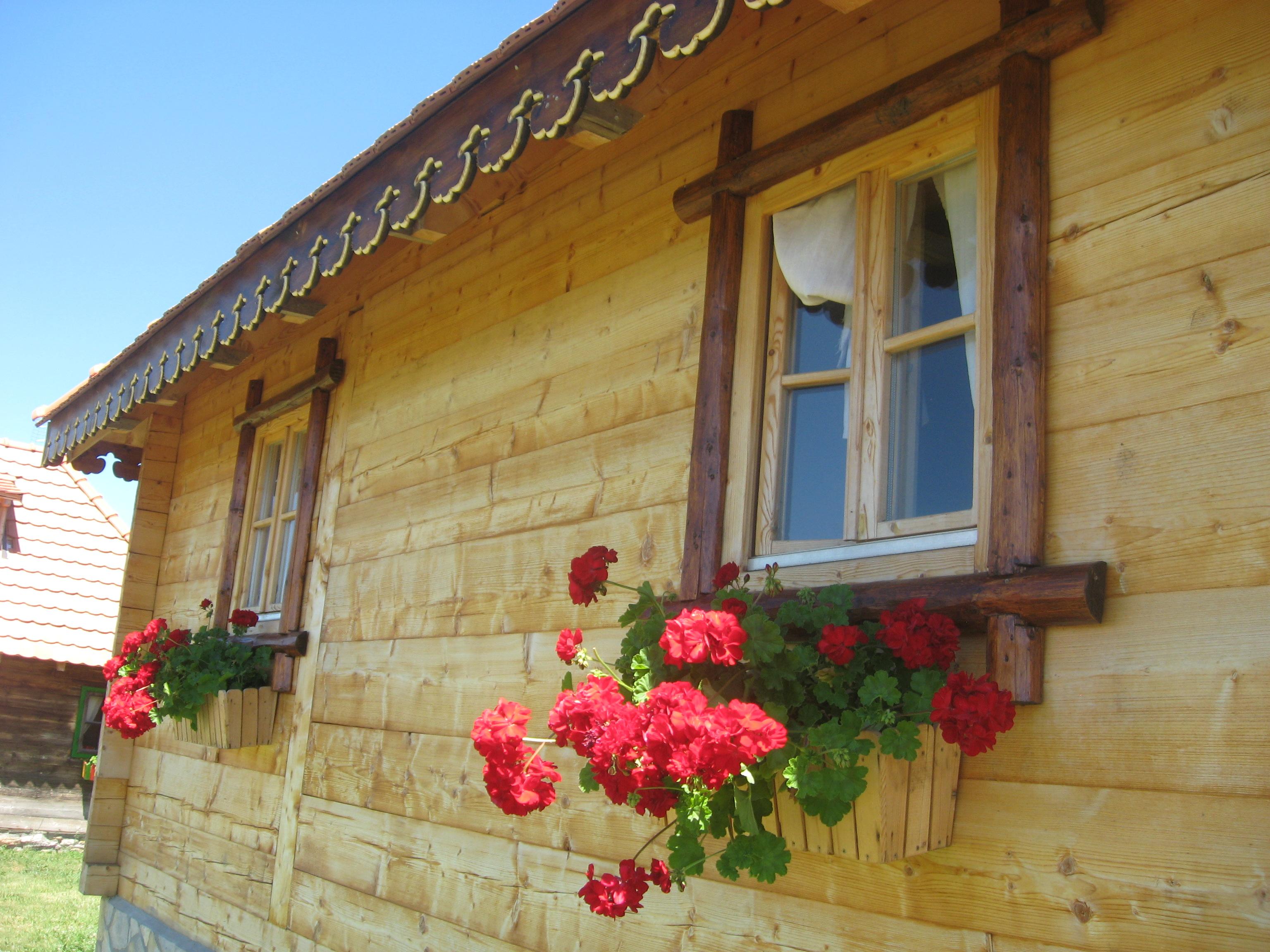 Cabin, Rudno, Vacation Farm Šekler