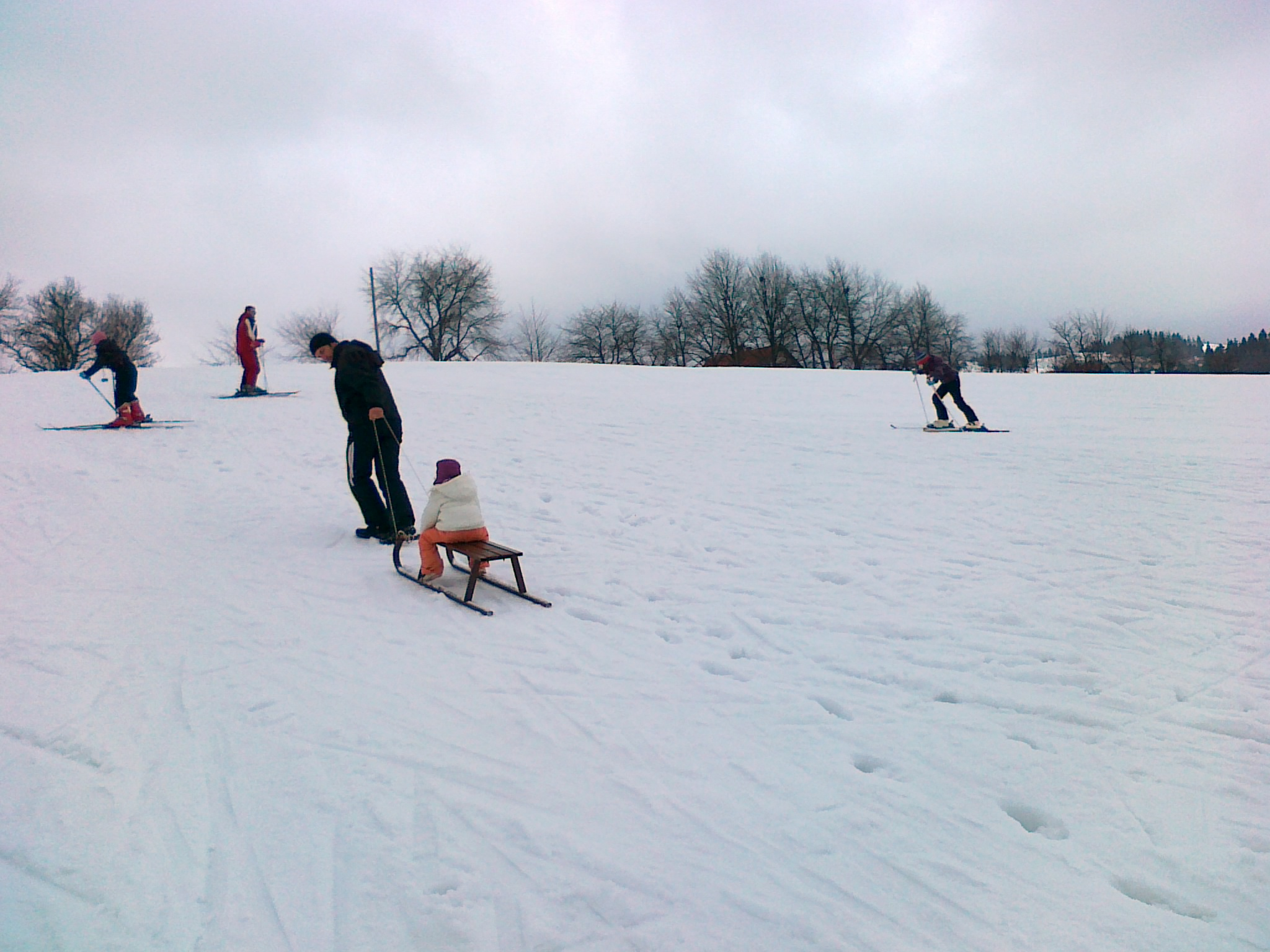 Winter 11, Rudno, Golija, Šekler