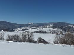 Winter, Rudno, Golija, Šekler