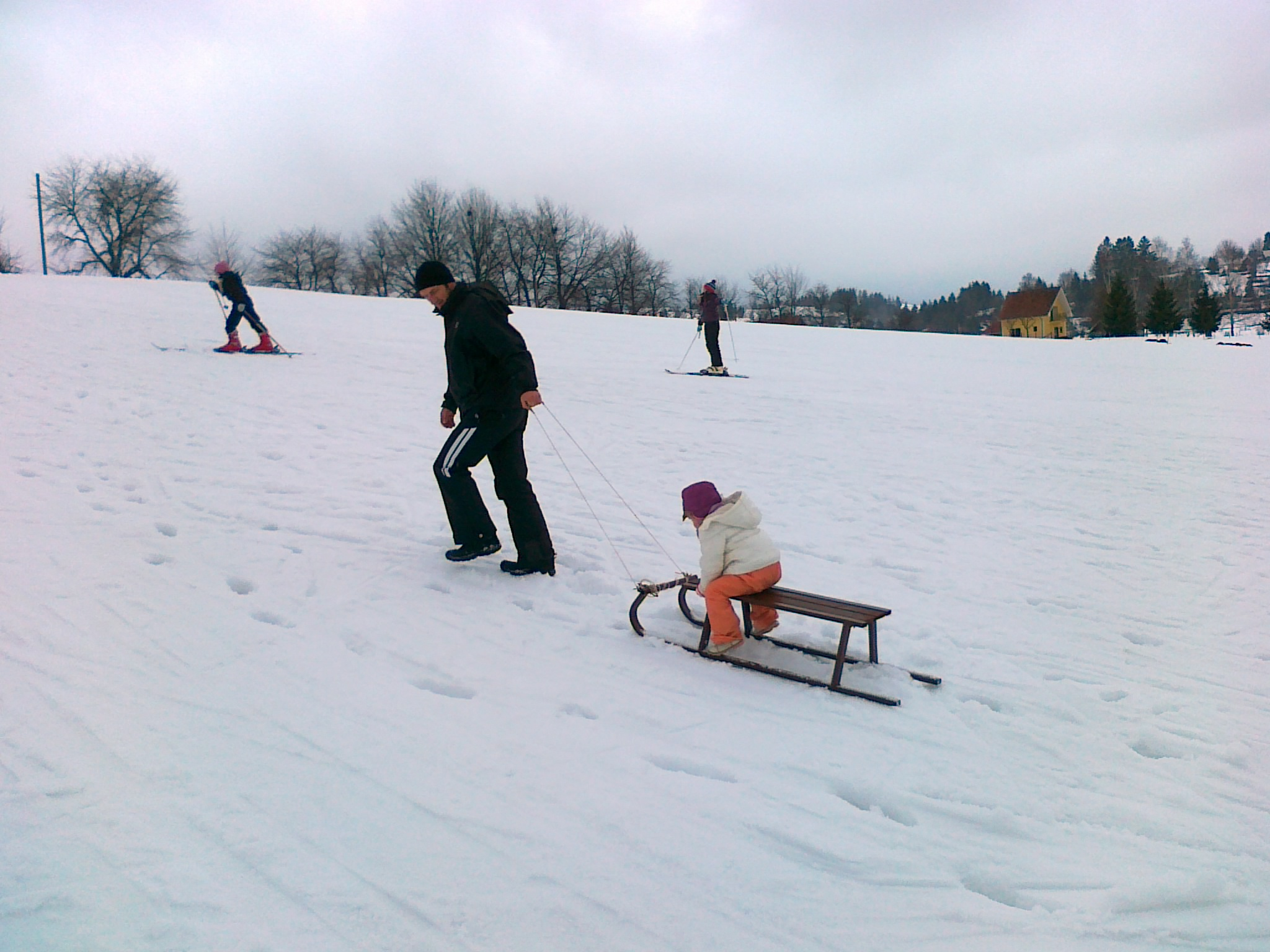 Winter 10, Rudno, Golija, Šekler