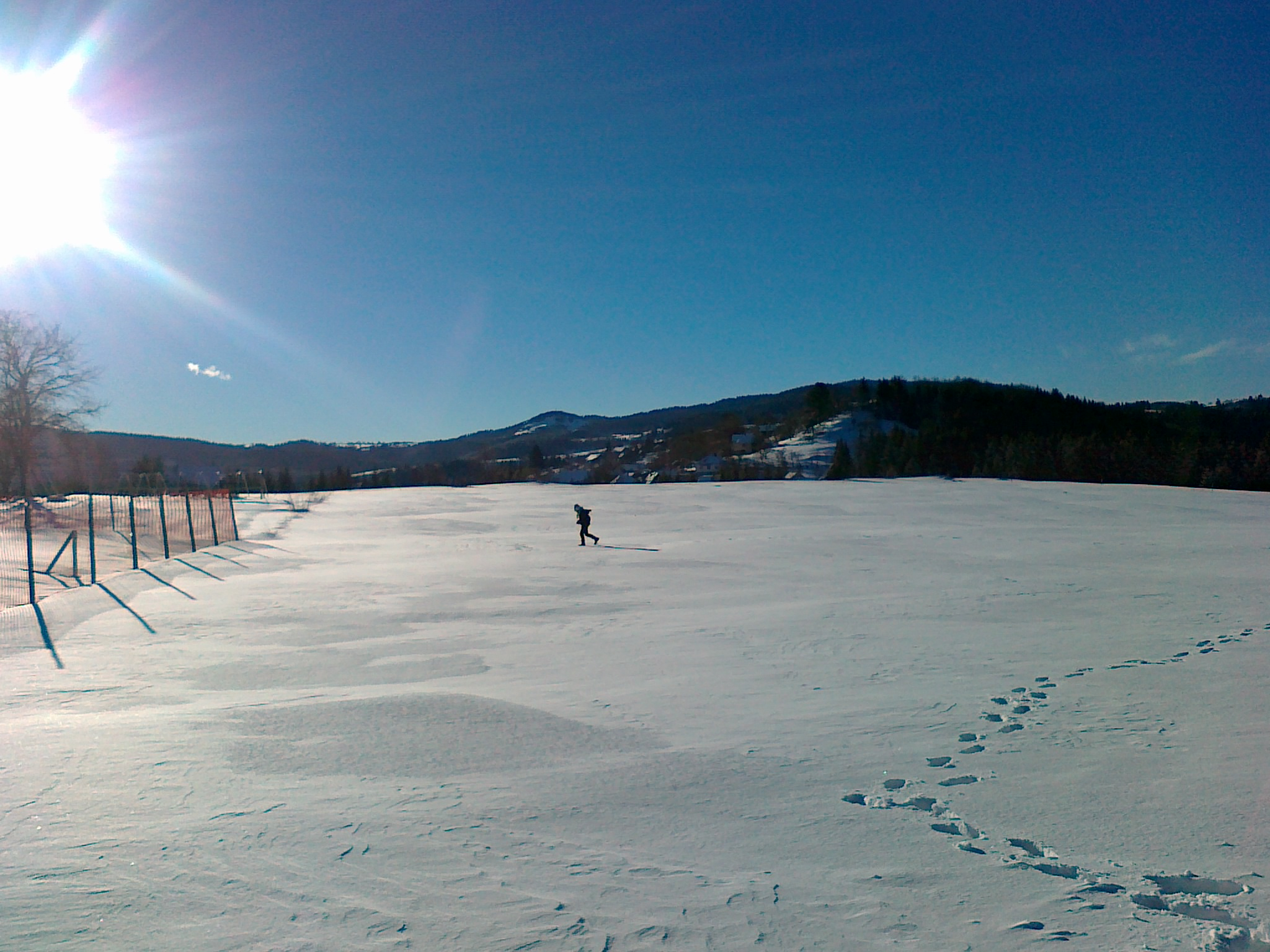 Winter 9, Rudno, Golija, Šekler