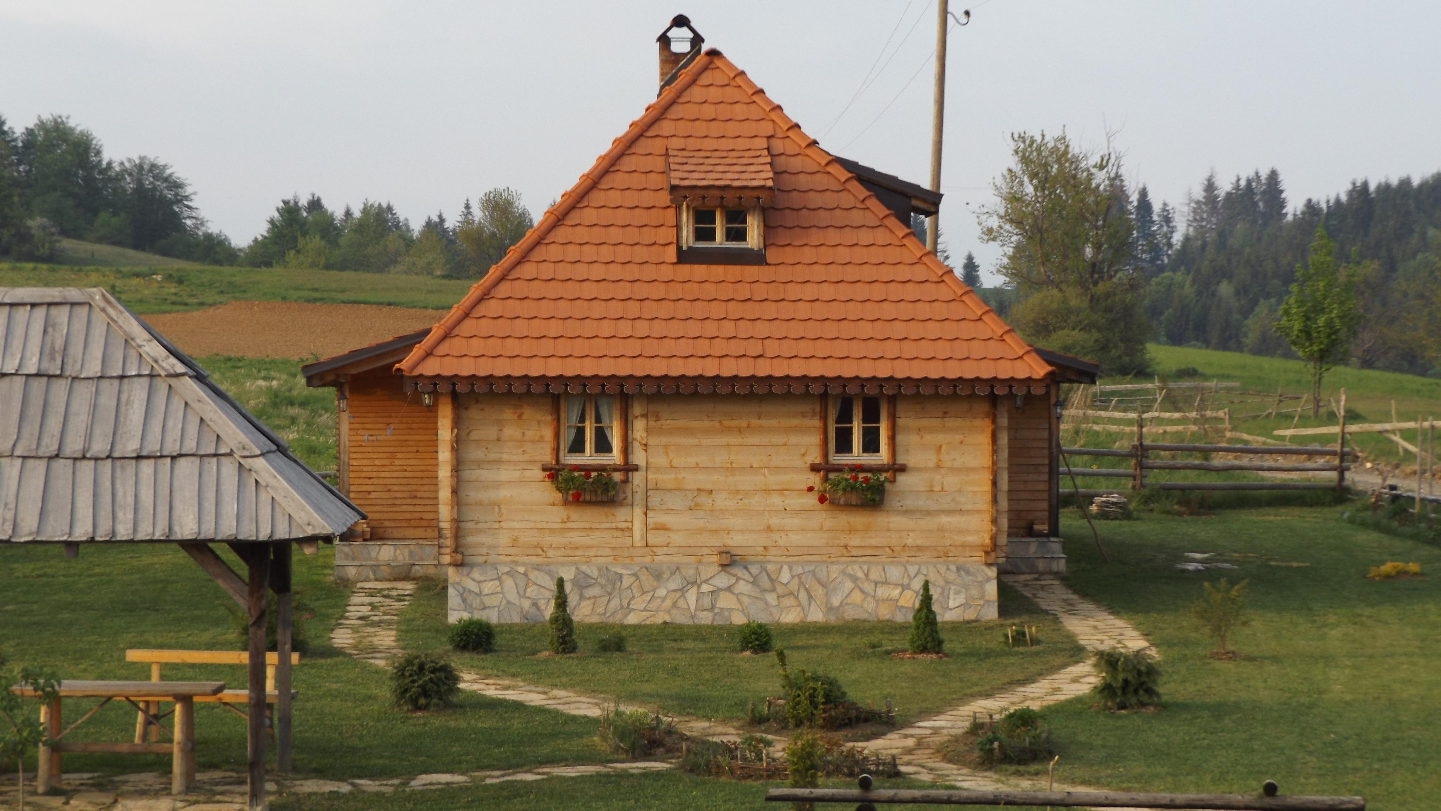 Cabin Rudno, Vacation Farm Šekler