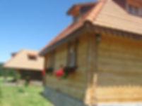 Cabin B1, Vacation Farm Šekler