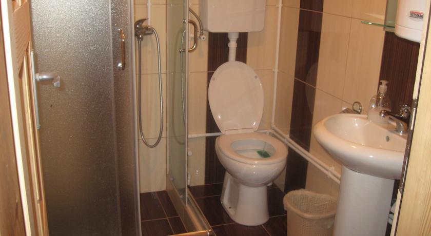 Bathroom Smestaj Golija Rudno
