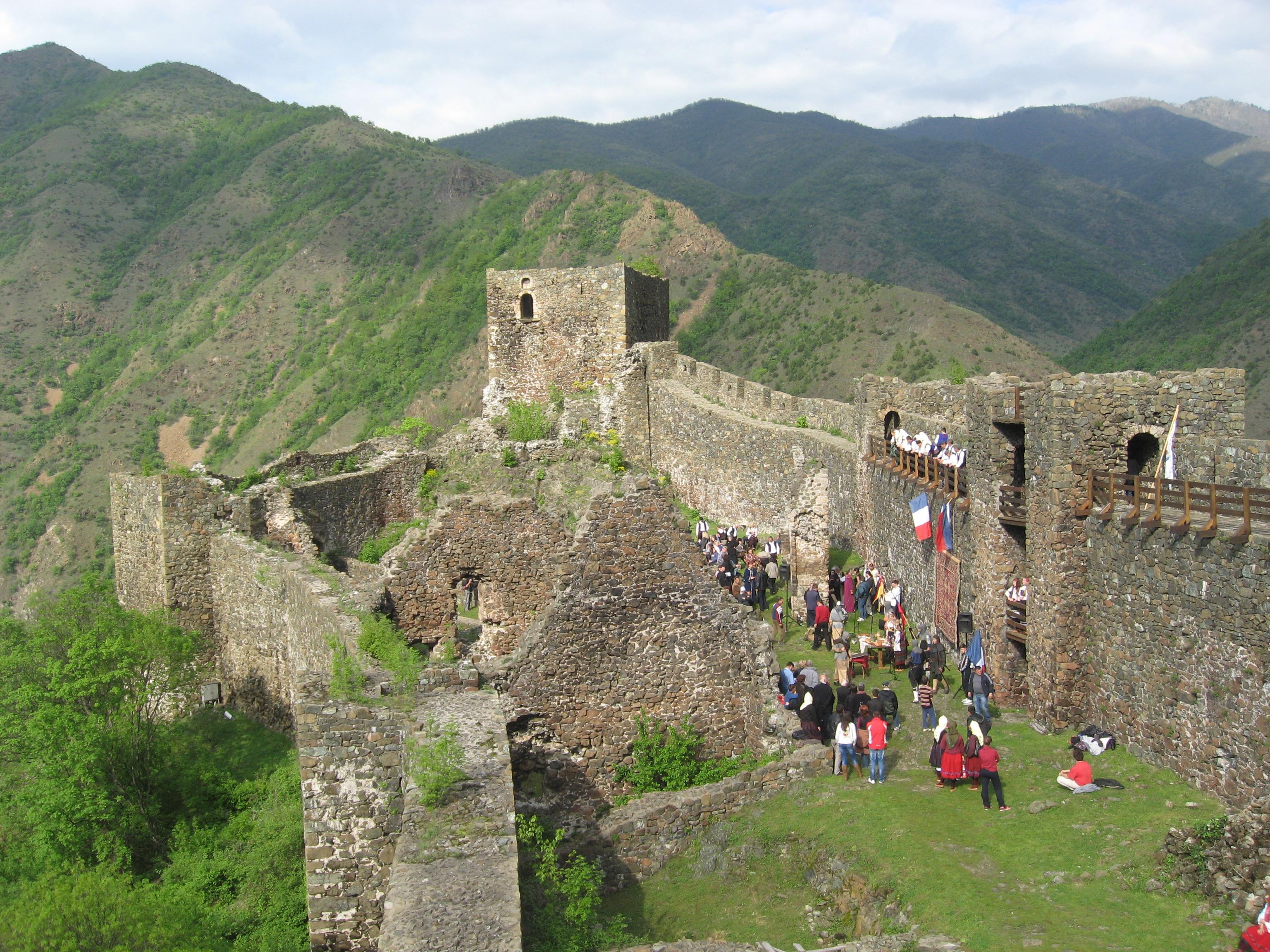 Monastery, Serbia, Golija, Šekler