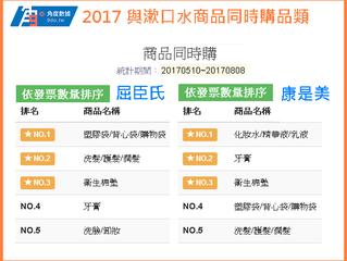 2017 漱口水品牌與通路