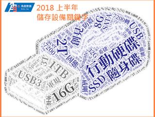 2018 硬碟/隨身碟品牌