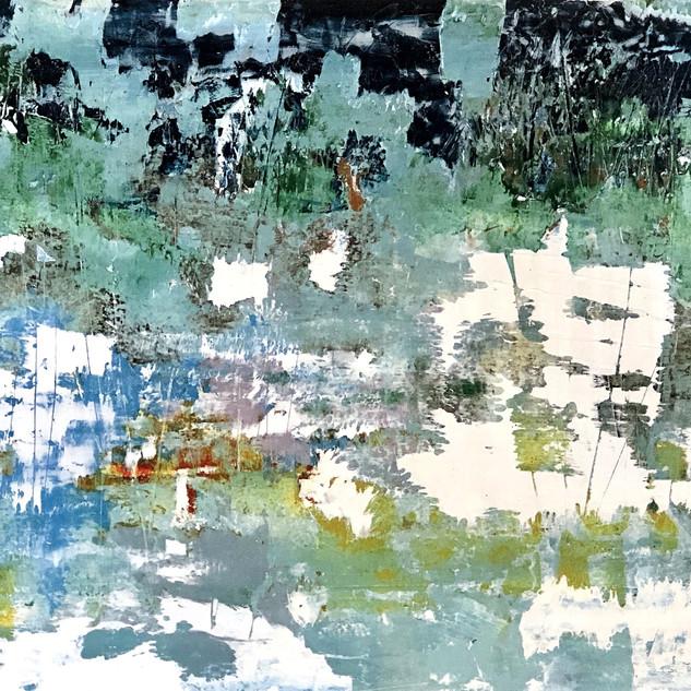 Distressed Landscape 1