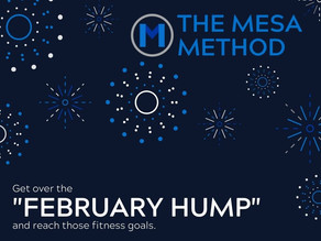 """Get Through the """"February Hump"""" to Reach Your Fitness Goals."""
