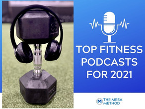 Top Fitness Podcasts - 2021