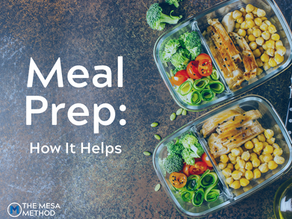 Meal Prep: How It Helps
