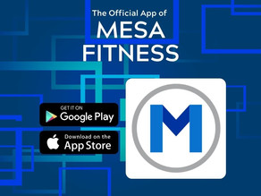 The Official App of Mesa Fitness Colorado