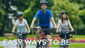 Easy Ways to Stay Active Outdoors