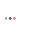 Logo etre femme sans fond texte blanc