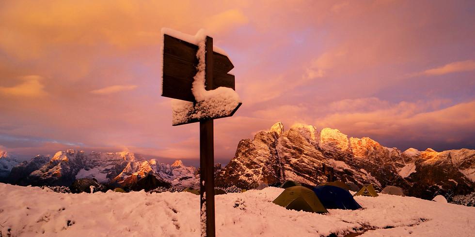 Ski de rando Pleine Lune - Perfectionnement 2j