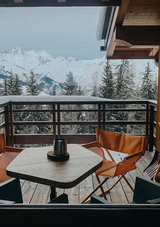 Chalet Le Spot Les Arcs Arc 1800 Bourg Saint Maurice Location Chalet Montagne Ski Station
