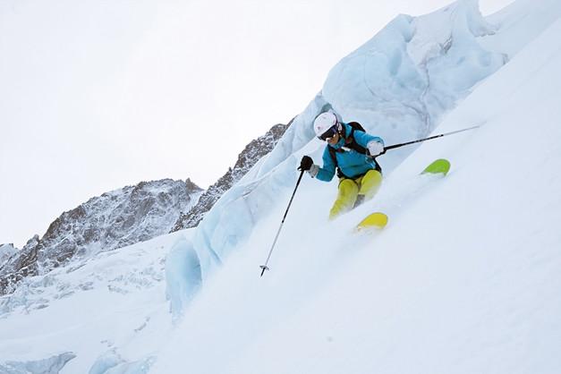 ski wild montagne aventure les arcs tignes val d'isère freeski freeride