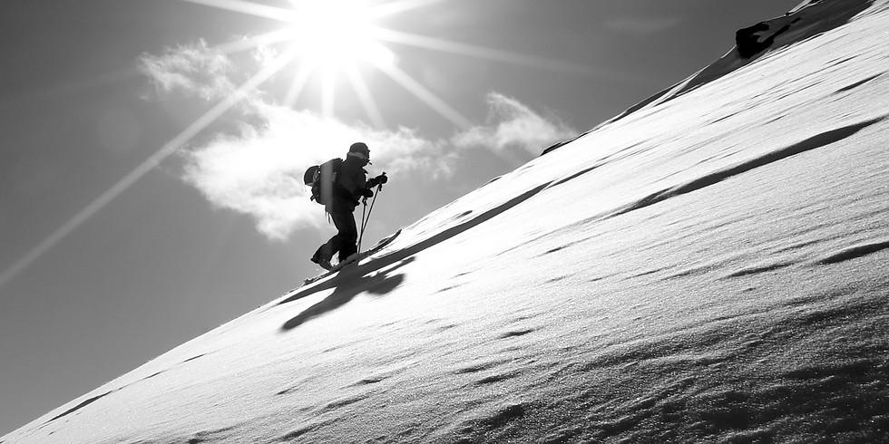 Ski de randonnée à la Pleine Lune - 2j