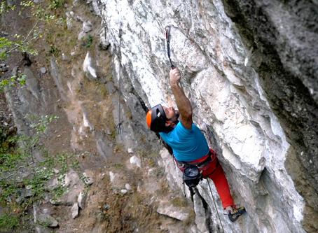 Alex Txikon: Este video se grabó semanas antes de emprender su nueva expedición.