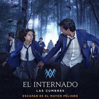 Serie: El Internado (Las cumbres)