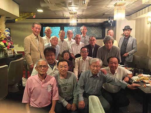 6月30日 合同カラオケ会