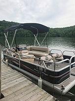 Tracker Liesure Boat