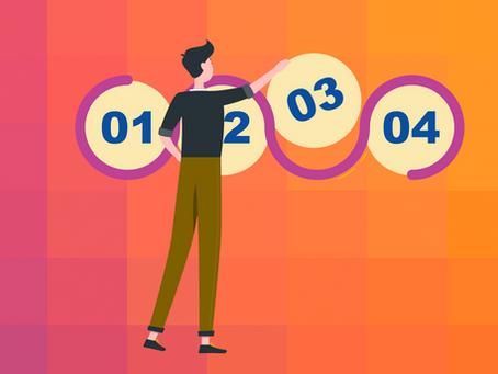 Primeiros passos: 7 iniciativas para garantir a segurança de dados do clientes.