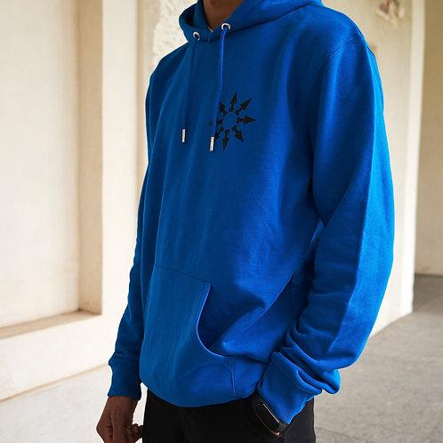 2021 Blue Hoodie