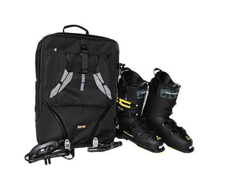 Snow Eagle Heated Boot Bag - EXEC Flat Pack