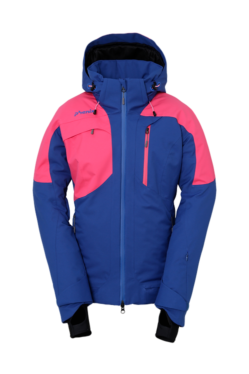 Alpine Respire Womens Jacket - Alpine Diversity (NAVY)