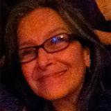 Irene Gómez smiling