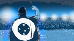 Cruzeiro - Camisa 3