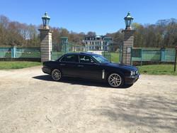 Projekt 2015 Jaguar XJ X 350