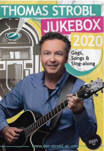STROBL für KINDER STÄRKEN am 3.5.2020, KUSAMI Mitterndorf Jukebox