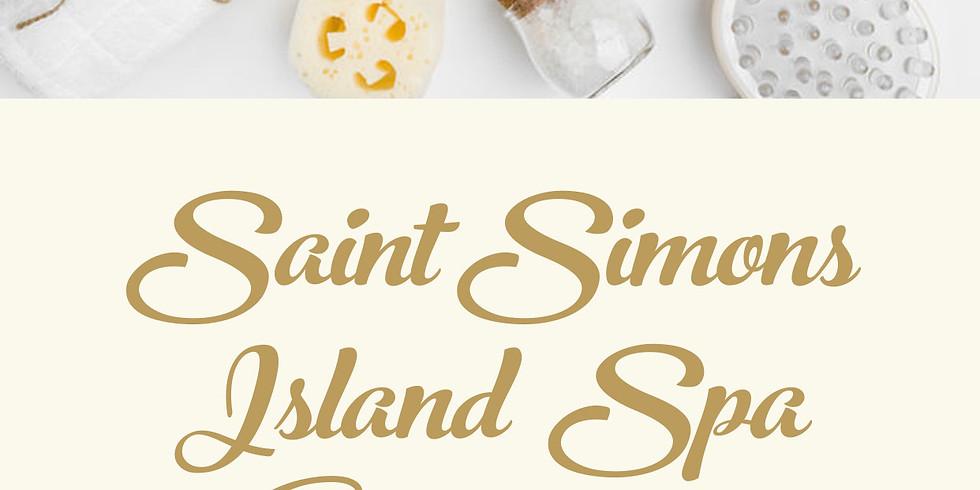 Saint Simons Spa Experience