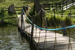 Lago, Mojarras, Huerta